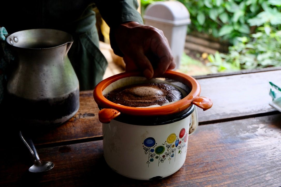 Kolumbijas kafijas stāsts